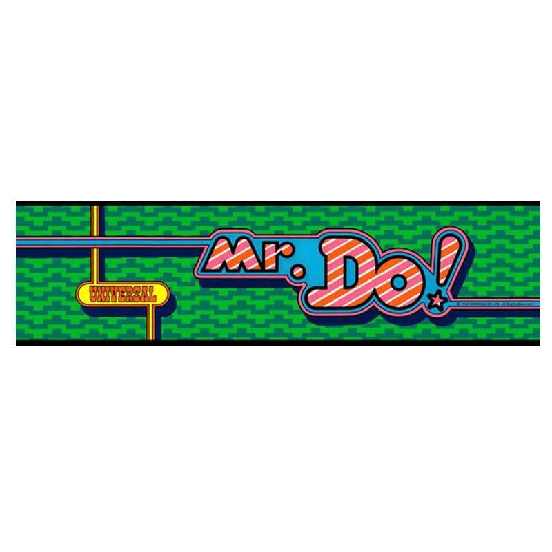 Mr Do.