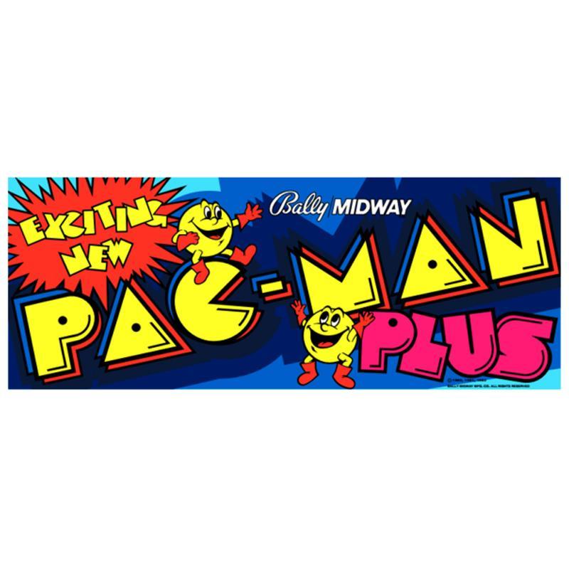 Pac-Man Plus