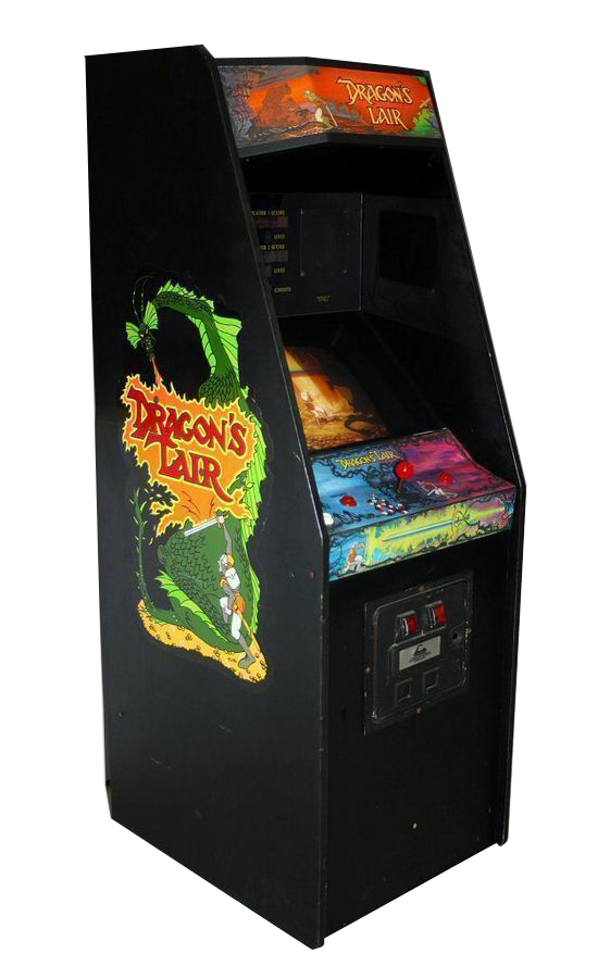 Dragons Lair / Space Ace / Dragons Lair II