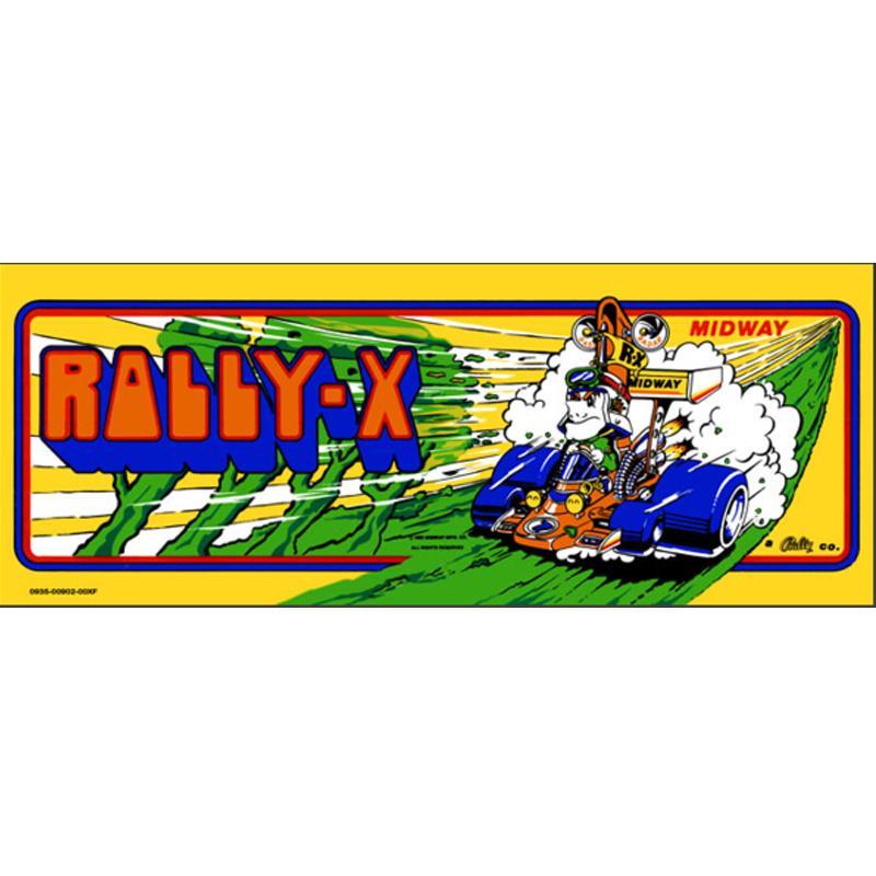 Rally-X